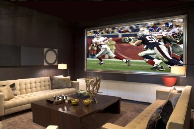 Your Big Screen Super Bowl Party Could Land You in Jail