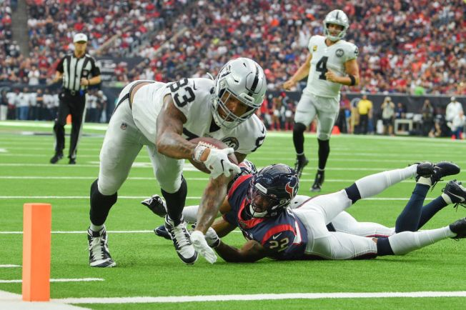 Raiders' Darren Waller Won't Be Underrated for Long