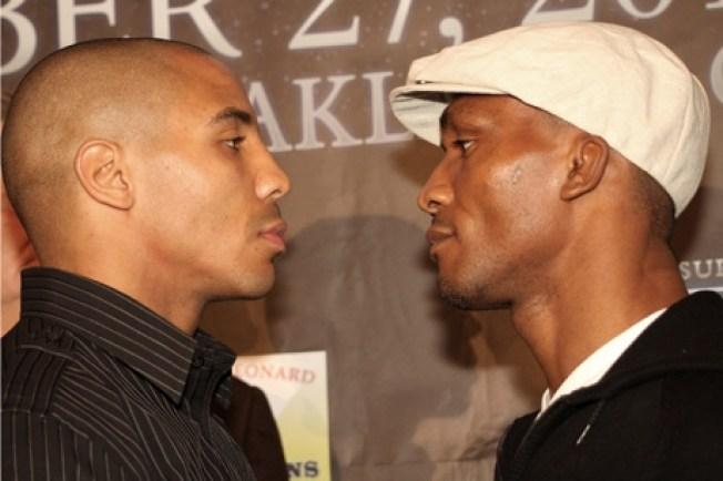 World Title Fight on Saturday Night