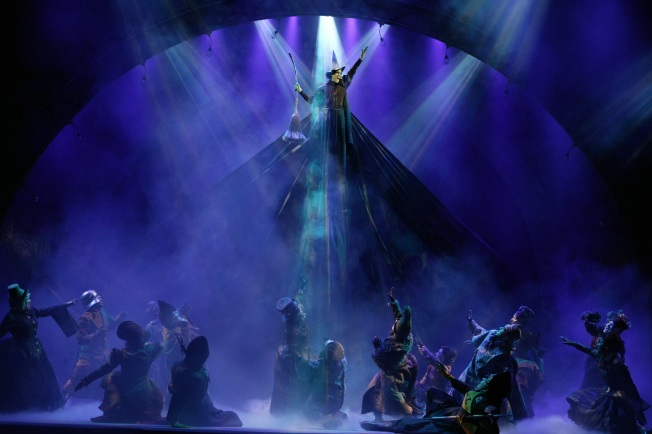Wicked Price for SF Musical