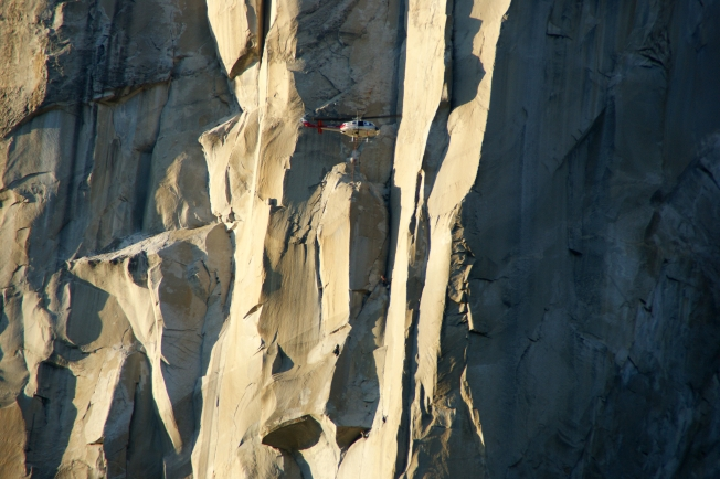 Yosemite Climbers Thumb Reattached in SF