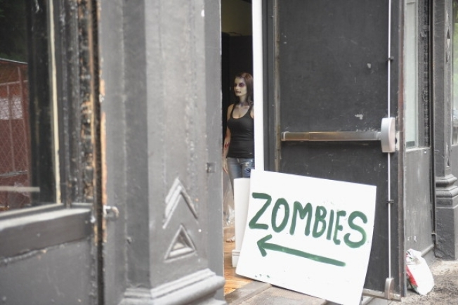 Homeland Security Warns of Zombie Attack