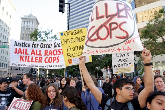 $1 Million Settlement Reached Between Oakland, Arrestees in Oscar Grant Protest Case