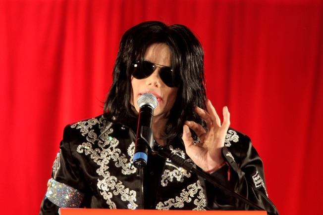 Michael Jackson Sells Out 50 Concerts in Hours