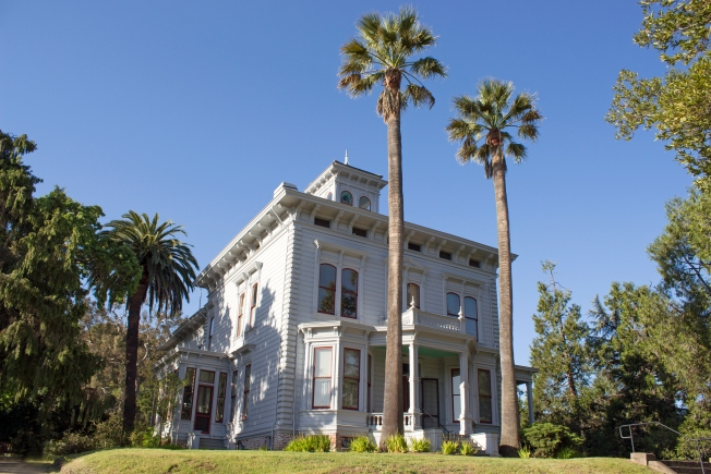 Weddings Available at John Muir National Historic Site