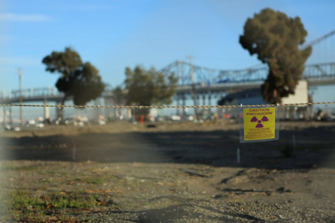 Treasure Island Soil Tests Find Nuclear Byproduct in Future Development Site