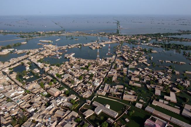 Amid Flooding, CIA Resumes Pakistan Drone Campaign
