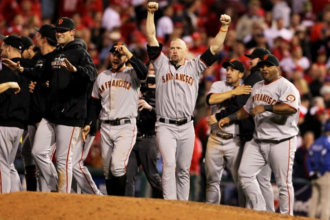 Five Reasons the Giants Win the World Series