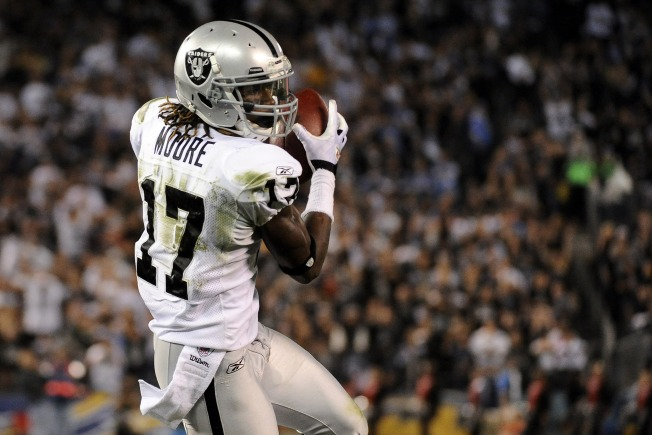 Denarius Moore Back to Work