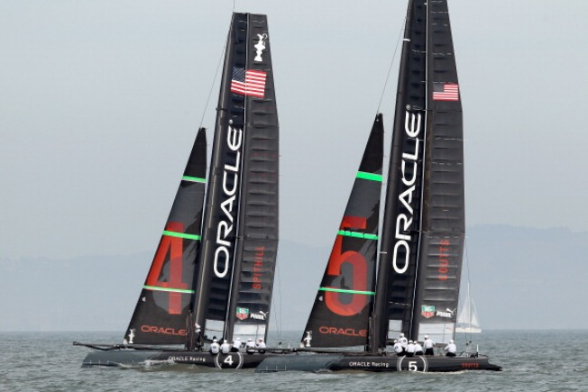 Last Minute Change: America's Cup Race May Head to New York