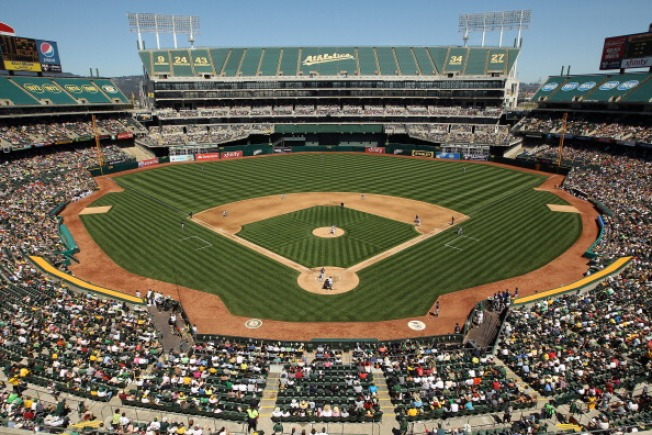 Report: A's to Meet with SoCal Real Estate Company about New Coliseum Deal