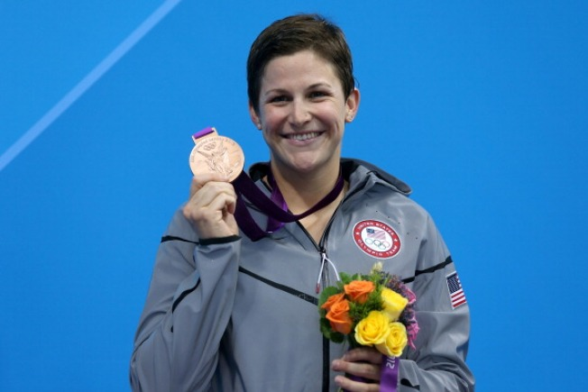 Cal Swimmer Takes Bronze