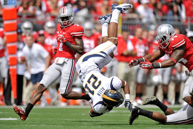 Late TD, Pick Cost Cal Upset Over Ohio State
