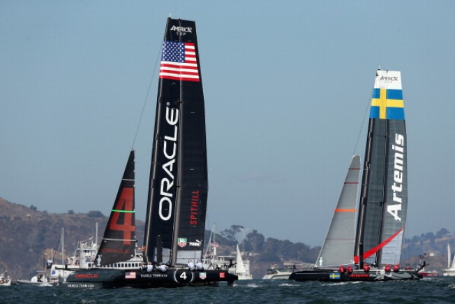 Swedish Team May Drop Out of America's Cup