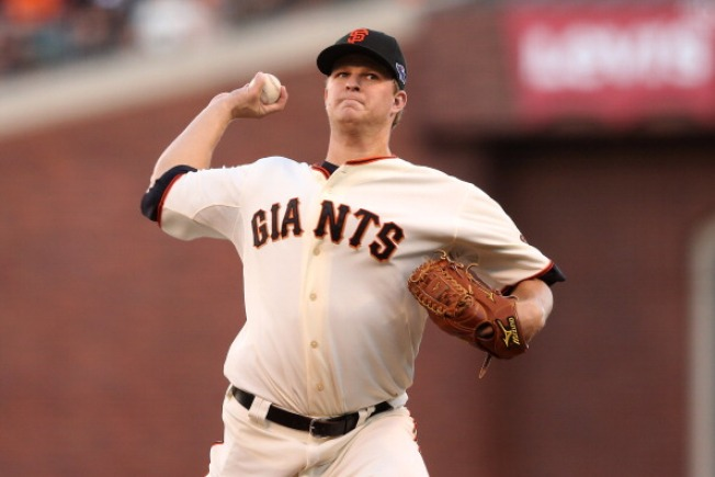 "Matt Cain and ""Mythbusters"" At San Jose's Tech Museum Break Stuff"