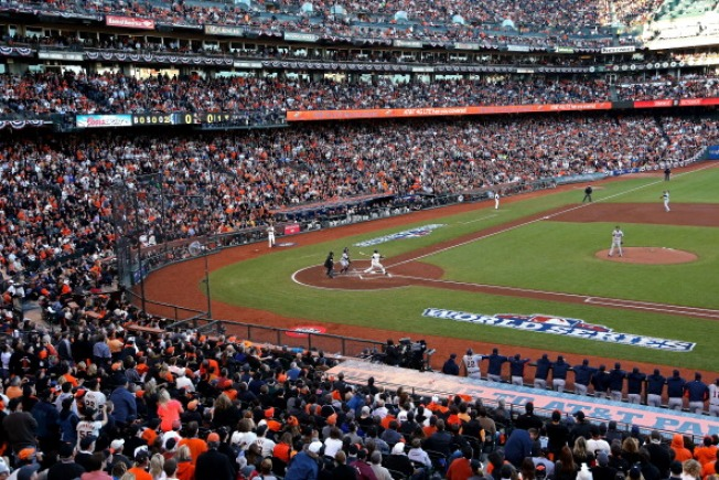 AT&T Park Ranks as No. 5 'Instagramming' Spot Globally