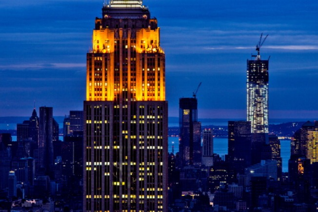 Empire State Building to Track Super Bowl XLVII