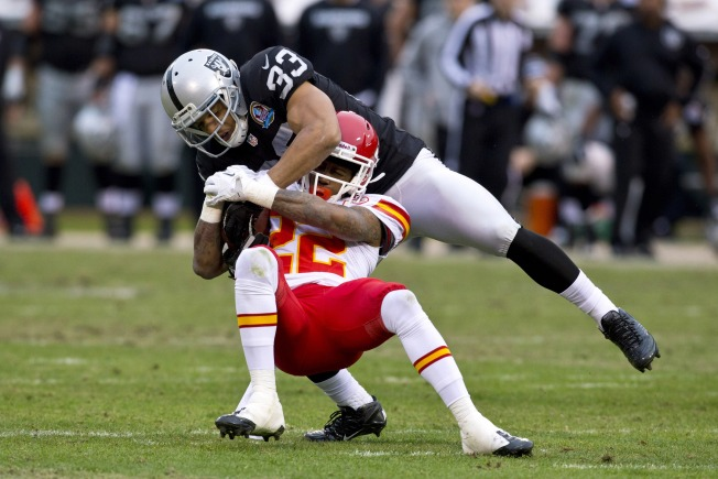 Raiders Will Give Jason Tarver a Chance to Build