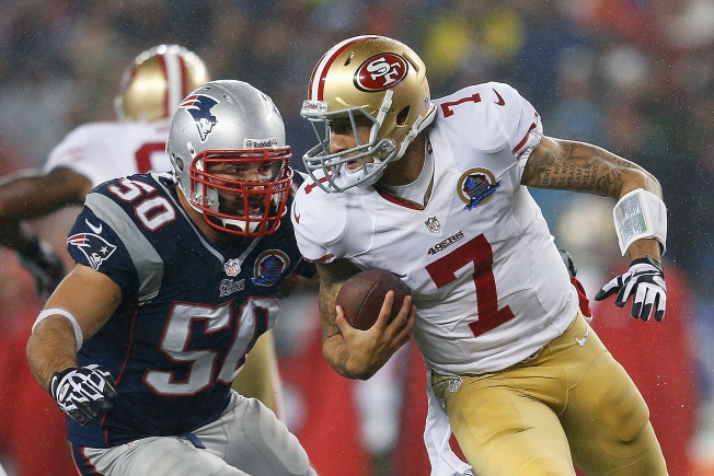 Kaepernick Has Made 49ers More Explosive on Offense