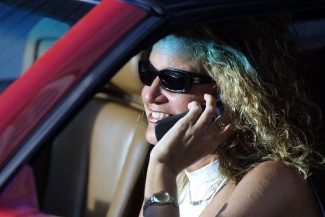 CHP Launches Cell Phone Driver Crackdown