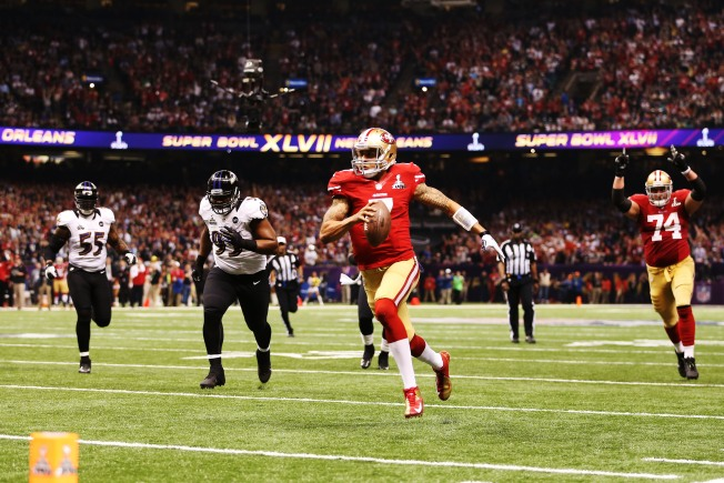 After Shaky Start, Kaepernick Almost Rallies 49ers to a Win