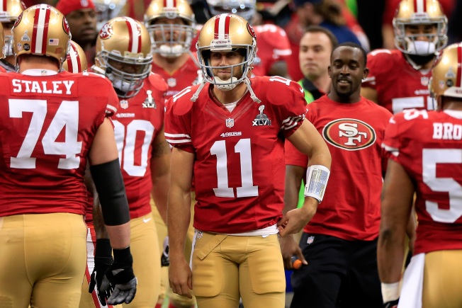 Niners Making Right Moves With Alex Smith