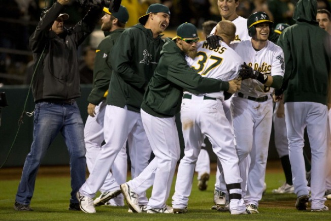 A's Win Marathon Game in the 19th Inning