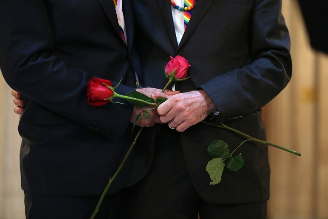 Prop 8 Backers Ask Supreme Court to Stop Same-Sex Marriages