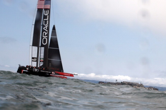 America's Cup Panel Investigating Oracle for Illegal Boat Modifications