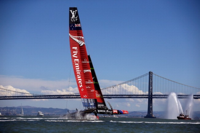 Hearings Begin in America's Cup Scandal