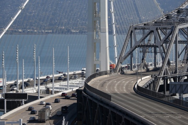 Pedestrian Struck, Injured on Bay Bridge
