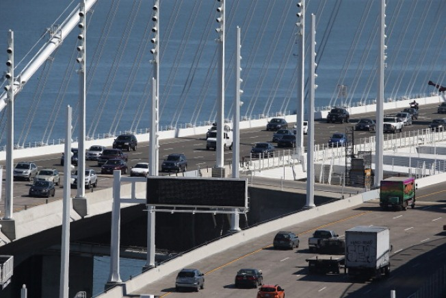 Secrecy Enveloped Bay Bridge Construction: Report