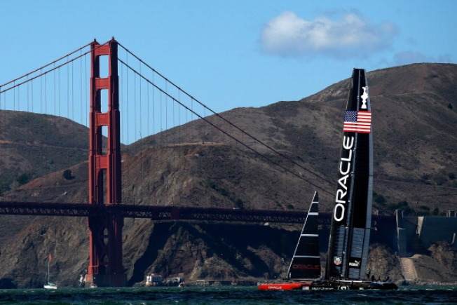 San Francisco Won't Host Next America's Cup