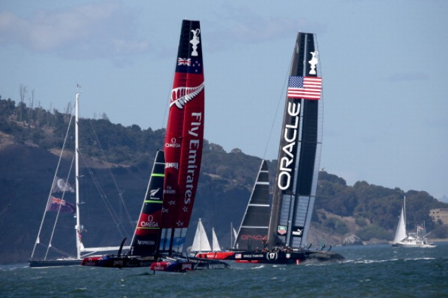 Gay Sailor Sues America's Cup, Alleging Homophobia