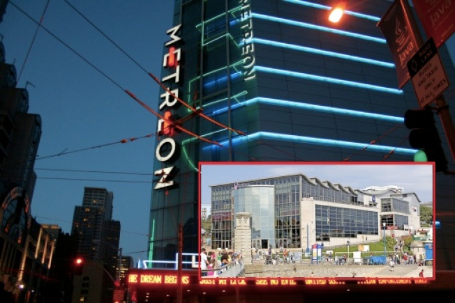Green Light for Target in Metreon Despite Outcry