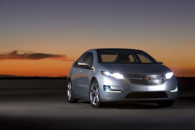 Chevy Volt in Your Future? Do the Math