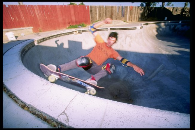Foreclosed Homes Are Skaters' Paradise