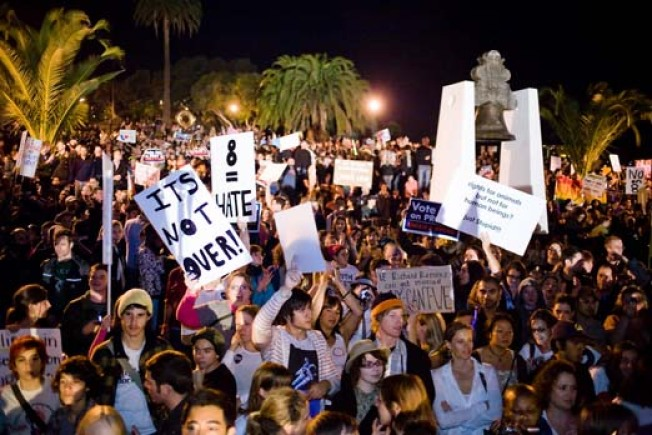 Protest Watch: Prop 8 Backlash Continues
