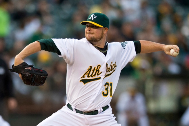 Left-Hander Jon Lester to Meet with San Francisco Giants Next Week