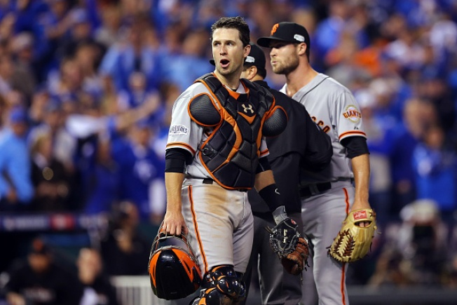 Twittersphere: Tracking the Giants in Game 2 of the World Series