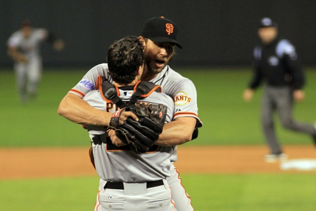 San Francisco Giants Ace Madison Bumgarner Wins World Series MVP