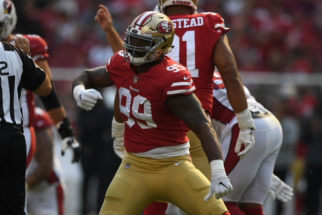 Four 49ers Players to Watch Monday Night vs. Packers