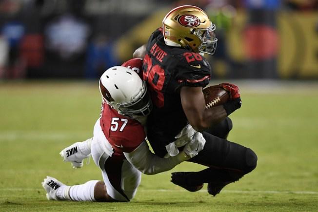 San Francisco 49ers coach Chip Kelly must start Colin Kaepernick at quarterback