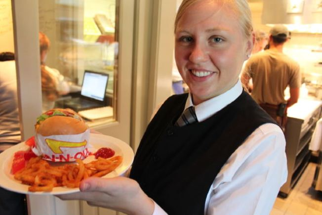 Celebrated Chef Dubs In-N-Out Fine Dining