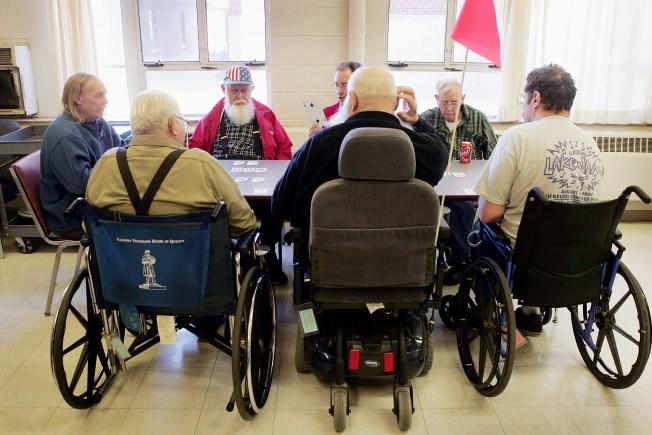 Lawsuit Targets Nursing Home Management, State Regulators