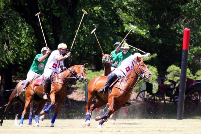 The 6th Annual Wounded Veterans Polo Benefit