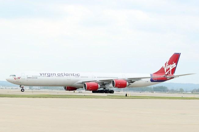 Fly the Wifi Skies on Virgin America