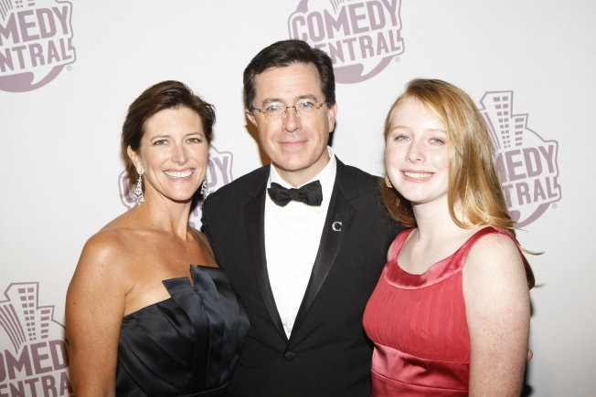 Stephen Colbert in Running for School Name