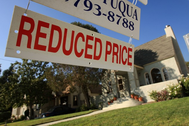 California Home Sales Are Still Down