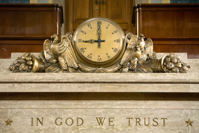 "Nor Cal Athesist Takes ""In God We Trust"" Fight to Supreme Court"
